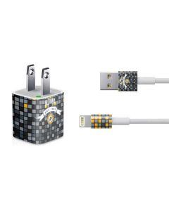 Indiana Pacers Digi iPhone Charger (5W USB) Skin