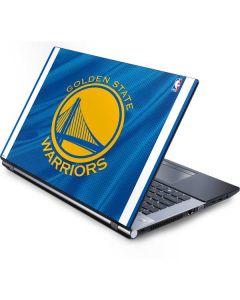 Golden State Warriors Jersey Generic Laptop Skin