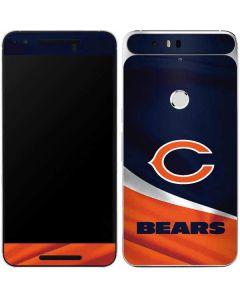 Chicago Bears Google Nexus 6P Skin