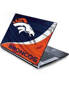Denver Broncos Generic Laptop Skin