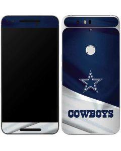Dallas Cowboys Google Nexus 6P Skin