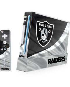 Las Vegas Raiders Wii (Includes 1 Controller) Skin