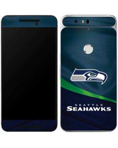 Seattle Seahawks Google Nexus 6P Skin