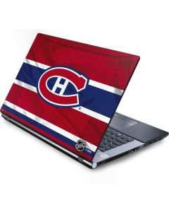 Montreal Canadiens Home Jersey Generic Laptop Skin