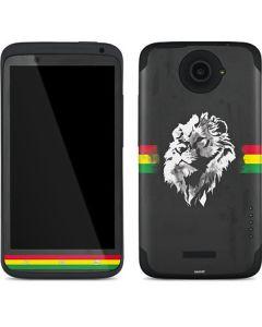 Horizontal Banner - Lion of Judah One X Skin