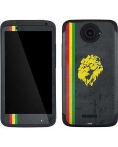 Vertical Banner - Lion of Judah One X Skin
