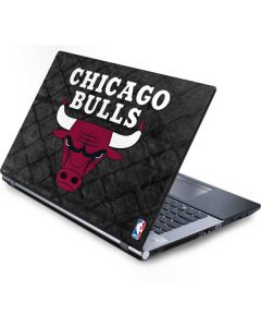 Chicago Bulls Dark Rust Generic Laptop Skin