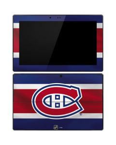 Montreal Canadiens Jersey Surface RT Skin