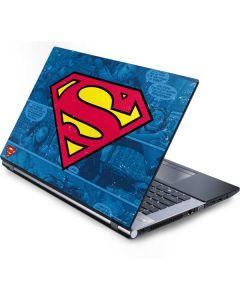 Superman Logo Generic Laptop Skin