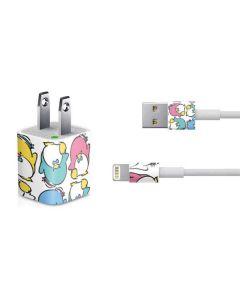 Tuxedosam Pastel iPhone Charger (5W USB) Skin