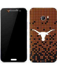 Texas Longhorns Orange Checkered 10 Skin