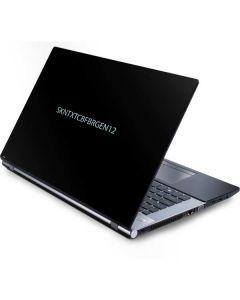 Carbon Fiber Generic Laptop Skin