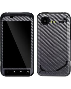 Silver Carbon Fiber Droid Incredible 2 Skin