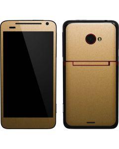 Metallic Gold Texture EVO 4G LTE Skin