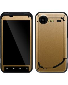 Metallic Gold Texture Droid Incredible 2 Skin