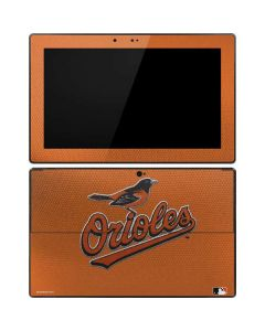 Orioles Embroidery Surface RT Skin
