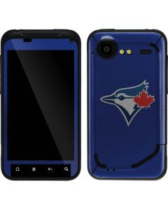 Blue Jays Embroidery Droid Incredible 2 Skin