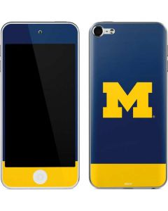 University of Michigan Logo Apple iPod Skin