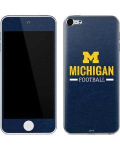 Michigan Football Apple iPod Skin
