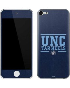 UNC Tar Heels Apple iPod Skin