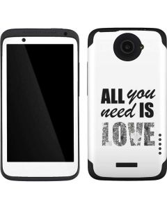 All You Need Is Love BW One X Skin