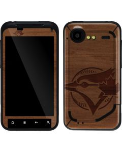Toronto Blue Jays Engraved Droid Incredible 2 Skin