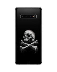 Skull and Bones Galaxy S10 Plus Skin