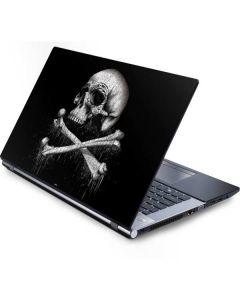 Skull and Bones Generic Laptop Skin