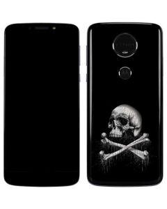 Skull and Bones Moto E5 Plus Skin