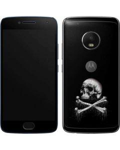Skull and Bones Moto G5 Plus Skin