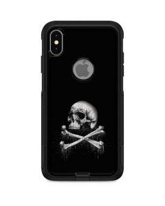 Skull and Bones Otterbox Commuter iPhone Skin