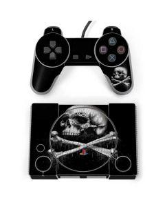 Skull and Bones PlayStation Classic Bundle Skin