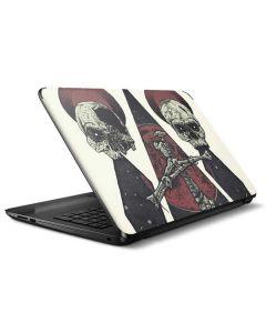 Skull Pyramid HP Notebook Skin
