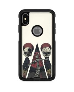 Skull Pyramid Otterbox Commuter iPhone Skin