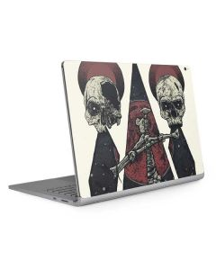 Skull Pyramid Surface Book 2 15in Skin