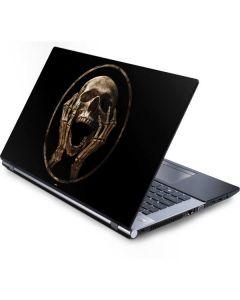 Skull Screaming Generic Laptop Skin
