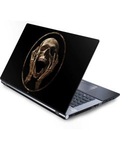 Skull Screaming Generic Laptop Skin