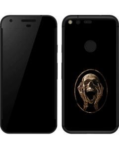 Skull Screaming Google Pixel Skin