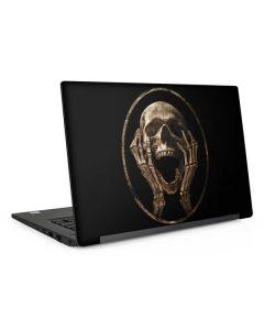 Skull Screaming Dell Latitude Skin