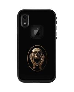 Skull Screaming LifeProof Fre iPhone Skin