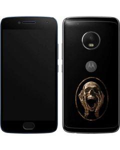 Skull Screaming Moto G5 Plus Skin