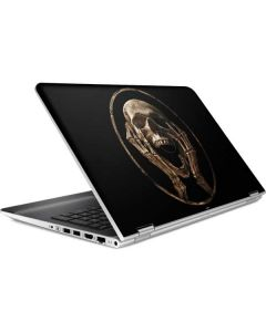 Skull Screaming HP Pavilion Skin
