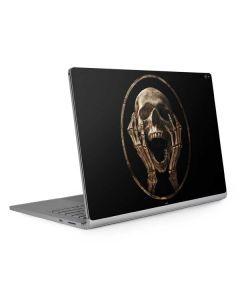 Skull Screaming Surface Book 2 15in Skin