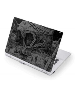 Skull Sketch Acer Chromebook Skin