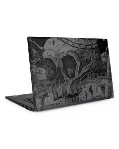 Skull Sketch Dell Latitude Skin
