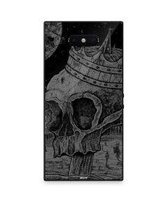 Skull Sketch Razer Phone 2 Skin