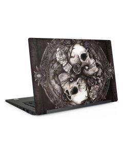 Skulls and Roses Dell Latitude Skin