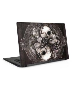Skulls and Roses Dell Latitude Skin