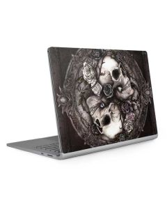 Skulls and Roses Surface Book 2 15in Skin