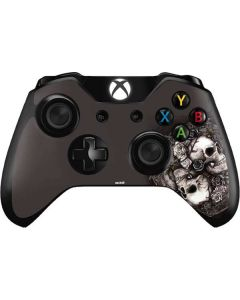 Skulls and Roses Xbox One Controller Skin